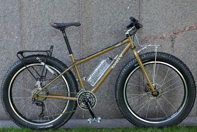 Fat Bike To Ak Joe Cruz