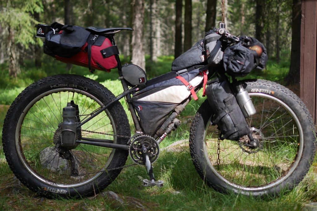 Gear For Bikepacking Norway Joe Cruz